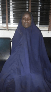 second Chibok girl rescued