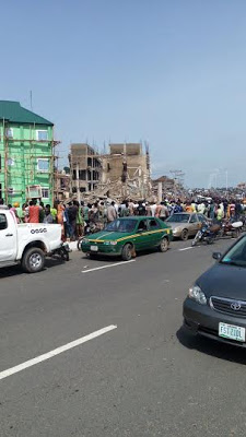 shopping mall collapses in Ogun state4