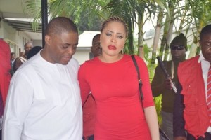 , Femi Fani-Kayode releases press statement on illegal detention of his wife, Effiezy - Top Nigerian News & Entertainment Website