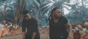 Flavour ft. Selebobo – Mmege Mmege (Official Music Video)