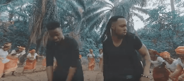 Flavour ft Selebobo - Mmege Mmege
