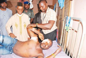 Muslim youths allegedly attack man for eating during fasting (Photo)