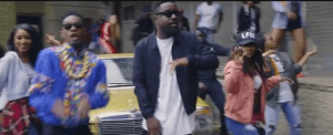 Patoranking ft. Sarkodie – No Kissing Baby (Official Music Video)