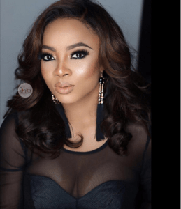 Toke Makinwa reveals how she made her first N10m (Video)