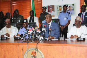 I did not take away 24 vehicles from Nigerian Police – Arase replies Idris