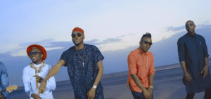 2Baba ft. Sauti Sol – Oya Come Make We Go (Official Music Video)