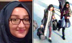 London schoolgirl who fled to join Isis killed in air strike