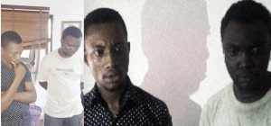 Shameless man leads robbery attack on his blood sister, maid raped, sister almost raped