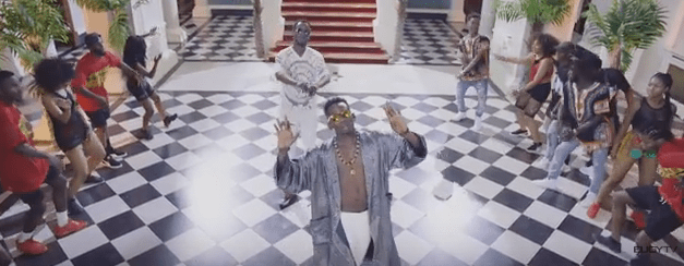 Eugy and Mr Eazi - Dance For me video