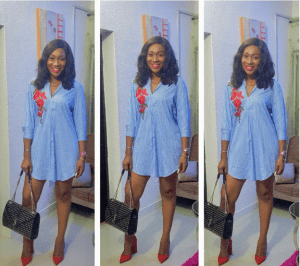 , Ebube Nwagbo shares sexy pics, Effiezy - Top Nigerian News & Entertainment Website