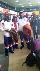Ifeanyi Ubah sponsors youths to London for football training