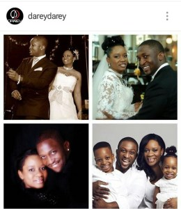 , Darey Art Alade and Wife celebrates of marital bliss., Effiezy - Top Nigerian News & Entertainment Website