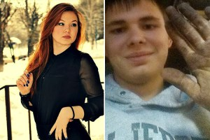 Young Russian couple die from carbon monoxide poisoning while having sex in car (Photo)