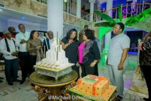 , Nkechi Okorocha, First Lady Imo State Celebrates birthday, Effiezy - Top Nigerian News & Entertainment Website