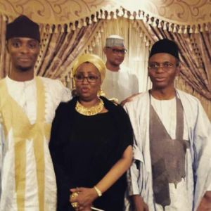 Bashir El-Rufai celebrates birthday