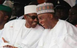 Why I met with Buhari after Ndume's removal as Senate Leader – Saraki