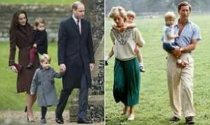 """Prince William and Kate Middleton face criticisms for not """"doing enough"""" like Princess Diana"""
