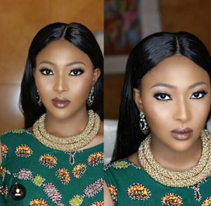"""Finally Over? Lilian Esoro drops husband's surname """"Franklin"""" from her IG bio"""