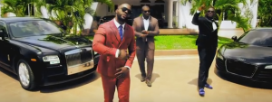 Iyanya ft. Don Jazzy & Dr Sid – Up 2 Sumting (Official Music Video)