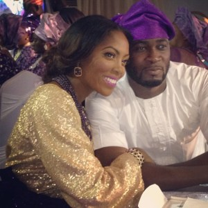 """""""They Can't Write My History Without You"""" – Tiwa Savage Appreciates Ex-Husband"""