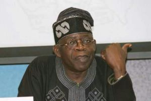 Asiwaju Tinubu lauds Buhari's effort in payment of N5,000 stipend