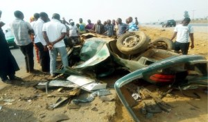 , Four University of Abuja students perish in autocrash, Effiezy - Top Nigerian News & Entertainment Website