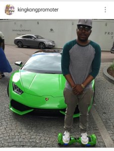 Runtown accused of sleeping with someone's wife
