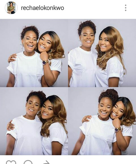 Rachel Okonkwo celebrates her mother on her birthday