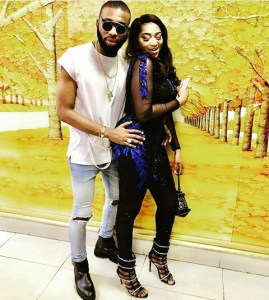 Swanky Jerry shares sultry photo with Rukky Sanda