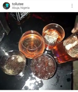 Club goer in Abuja calls club owner out for selling unhealthy drinks