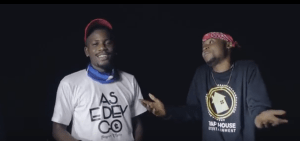 Payper ft. YCEE – As E Dey Go (Official Music Video)