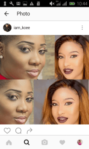 Mercy Johnson accepts Tonto Dikeh's apology,starts following her..Kcee hails them.
