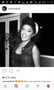 Omoni Oboli cries out after being bullied by Lagos state thugs