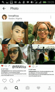The war between Kemi Olunloyo and Angela Okorie continues
