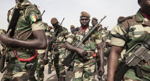 Breaking News: Senegalese troops invade The Gambia to remove Yahya Jammeh