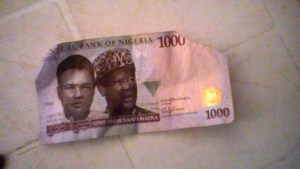 , Lady laments about the condition of naira notes dispensed by ATM machines, Effiezy - Top Nigerian News & Entertainment Website