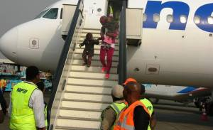 2,638 Nigerians repatriated from Libya