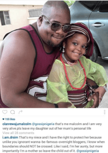 TTT mom and Bisola's baby-daddy throw shades at Bisola