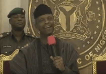 , See what Osinbajo told South East leaders over eviction threat by Northern youths, Effiezy - Top Nigerian News & Entertainment Website