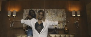 Samini ft. Seyi Shay – Turn Up (Official Music Video)