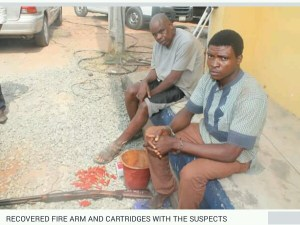 See the faces of numerous robbery suspects caught in Abia