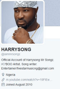 , Harry Song reconciles with Five Star music,says he misses them., Effiezy - Top Nigerian News & Entertainment Website