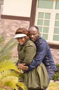 Apostle Suleiman and wife stun in new lovely photos