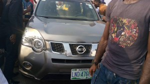 Doctor commits suicide, jumps off Third Mainland Bridge in Lagos (Video + Photo)