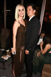 Orlando Bloom and Katy Perry split