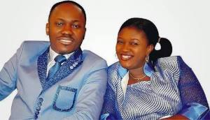 Apostle Suleiman- Lizzy Johnson Suleiman ,wife of the Apostle speaks out