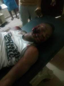 IMSU student murdered by armed robbers-Graphic photos
