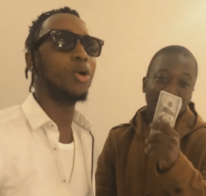 , Rapper, Yung6ix gives $10,000 to the man who gave him N10,000 to pursue his music dream in Lagos (Photos + Video), Effiezy - Top Nigerian News & Entertainment Website
