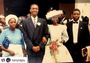30years after, check out this throwback photo of Pastor Adeboye and his wife