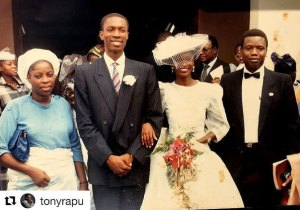 , 30years after, check out this throwback photo of Pastor Adeboye and his wife, Effiezy - Top Nigerian News & Entertainment Website